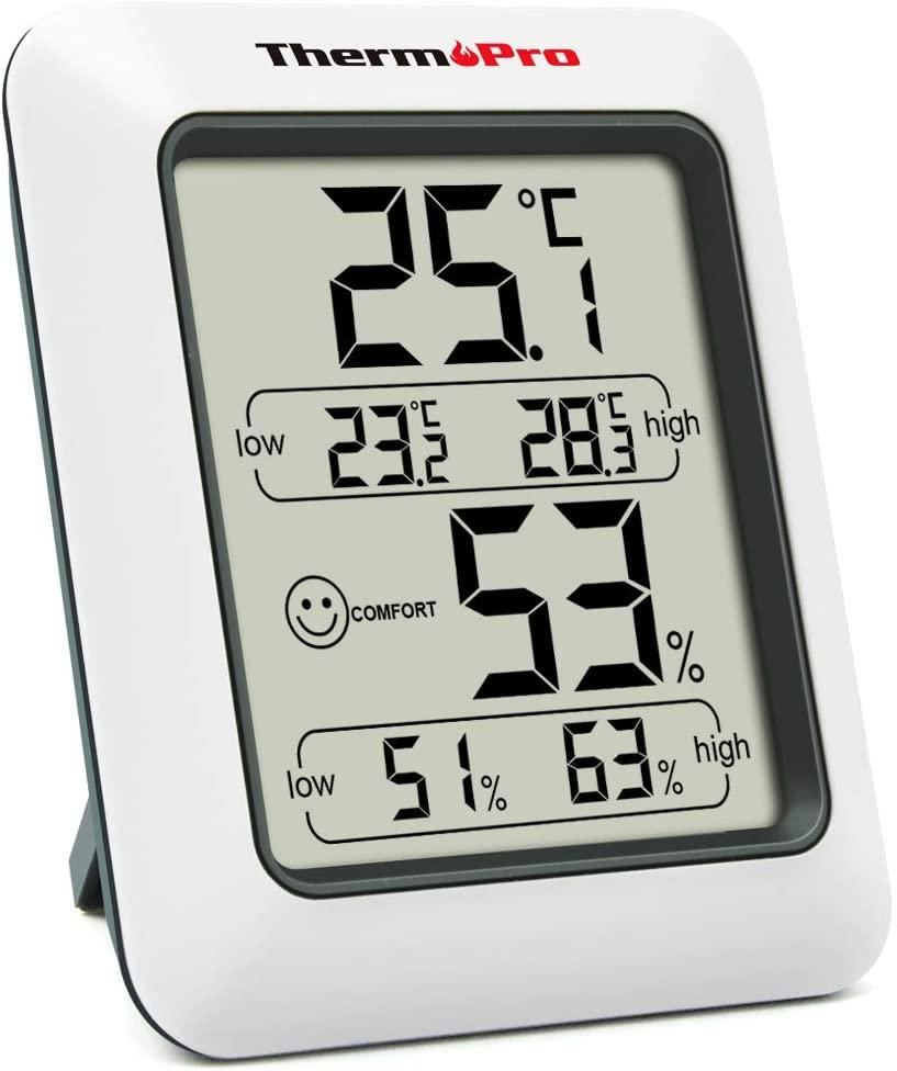温湿度計の人気おすすめランキング15選【無印やタニタもご紹介!】