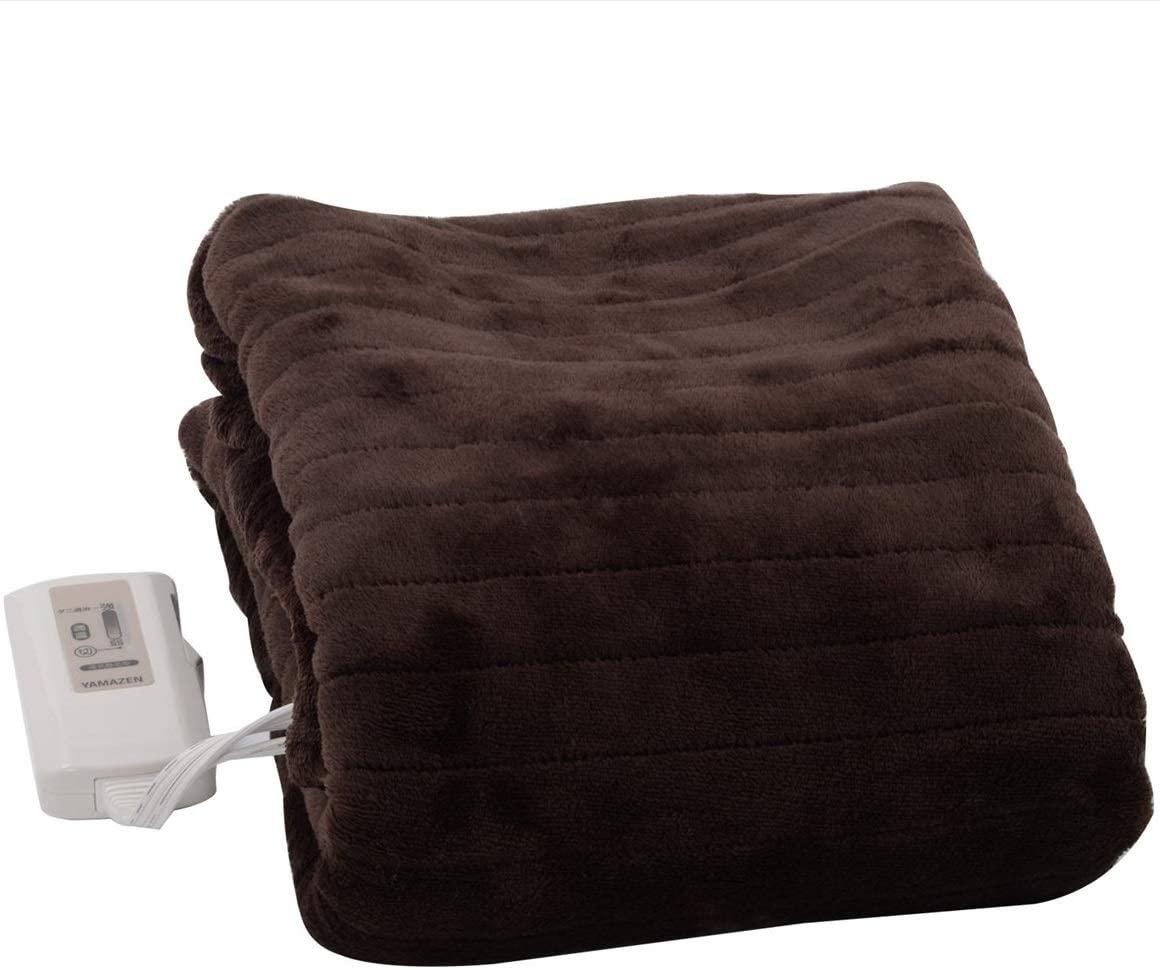 寒い季節に!電気ひざ掛けの人気おすすめランキング15選【コードレスタイプも】のサムネイル画像