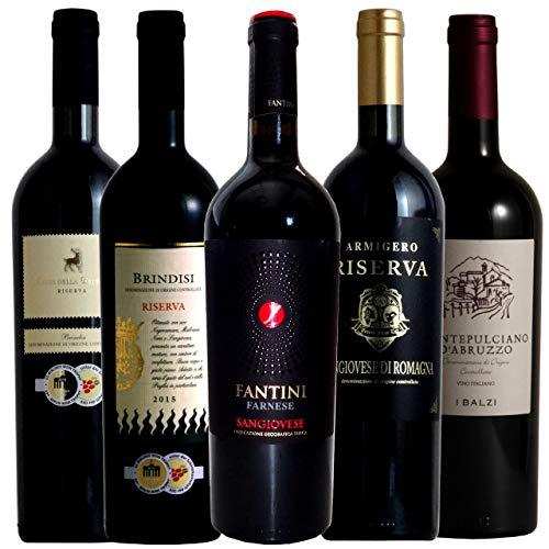 【2021年最新版】イタリアワインの人気おすすめランキング15選【アマローネも紹介】