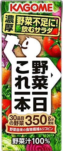 【野菜ソムリエプロ玉之内さん監修】野菜ジュースの人気おすすめランキング9選