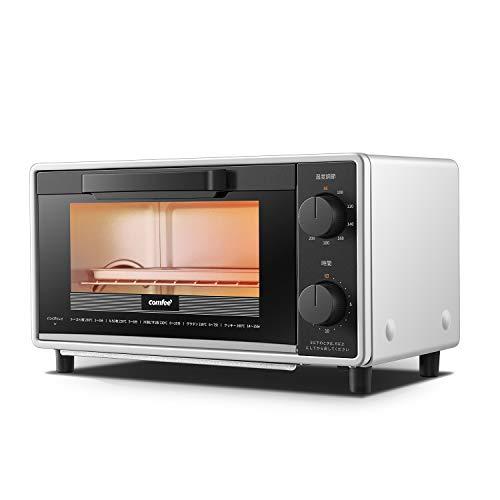 オーブントースターの人気おすすめランキング20選【小型の安いモデルも】のサムネイル画像