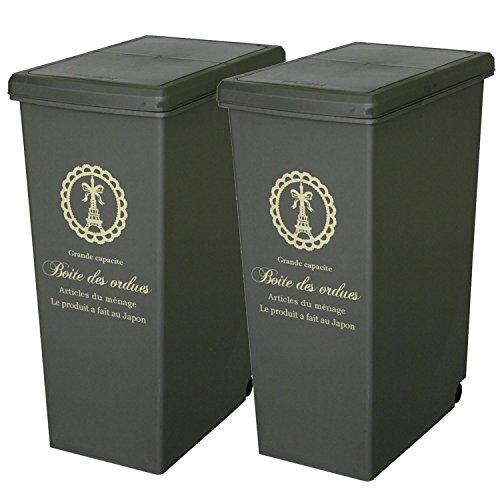 【2021年最新版】キッチン用ゴミ箱の人気おすすめランキング20選【生ゴミの保管に】のサムネイル画像