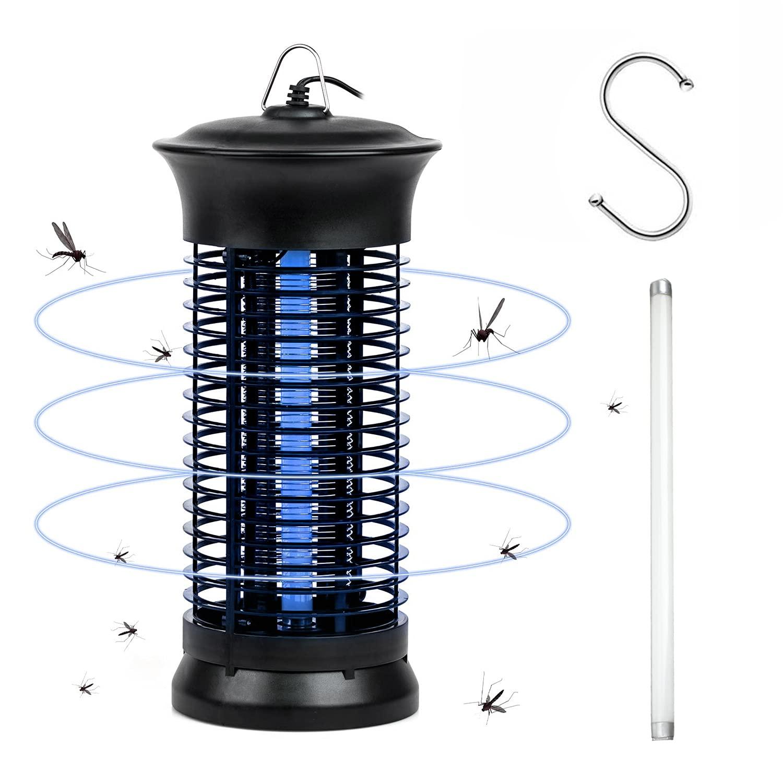 電撃殺虫器の人気おすすめランキング13選【屋外で使える殺虫灯もご紹介】のサムネイル画像