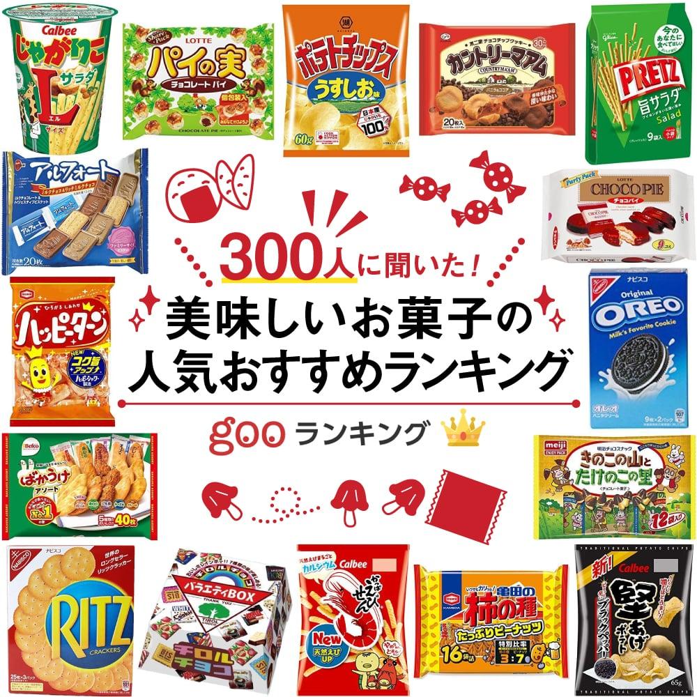 【2021年最新版】お菓子の人気おすすめランキング65選【ギフト用やお取り寄せ限定も】