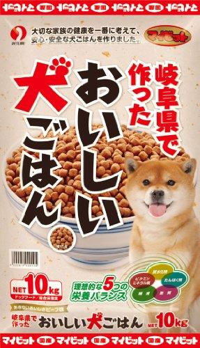 中型犬用ドッグフードの人気おすすめランキング10選【雑種中型犬用も】
