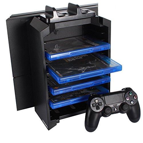 PS4ソフト収納の人気おすすめランキング15選【ラック・ボックス・持ち運び用も!2020年最新版】