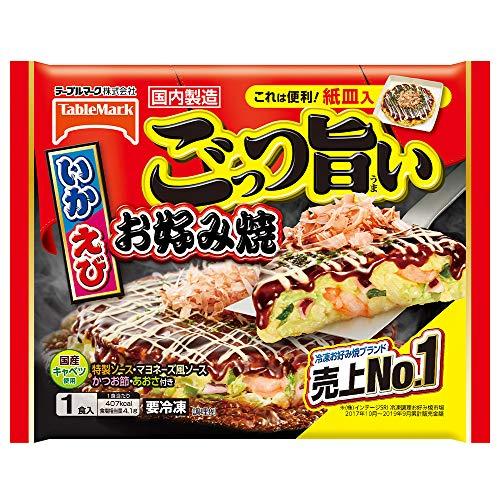 お好み焼きの冷凍食品人気おすすめランキング15選【広島風・関西風も紹介!フライパンでも簡単】のサムネイル画像