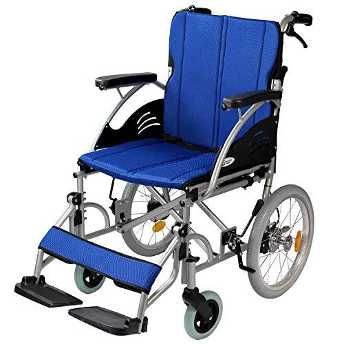 【2021年最新版】車椅子の人気おすすめランキング21選【カドクラ・カワサキも】のサムネイル画像
