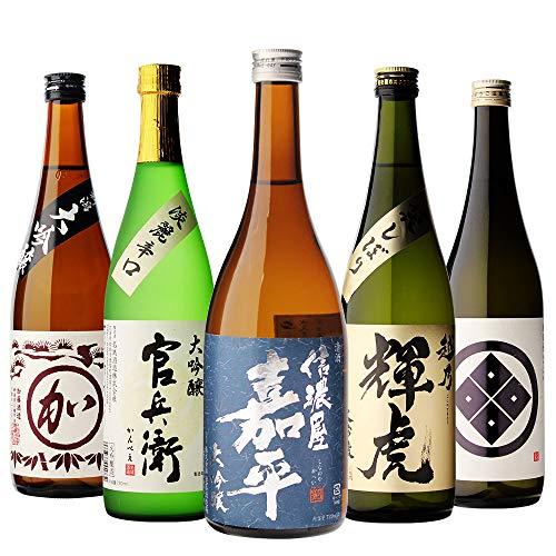 大吟醸酒の人気おすすめランキング10選【十四代も】