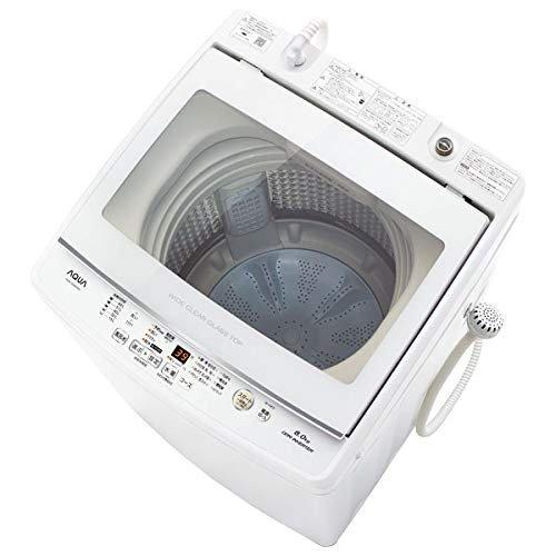 【2021年最新版】AQUA洗濯機の人気おすすめランキング10選【人気のドラム式も】