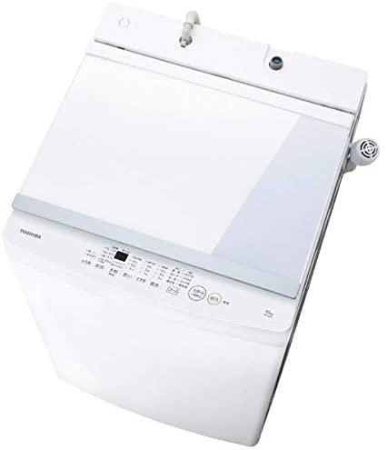 【2021年最新版】東芝洗濯機の人気おすすめランキング10選【ザブーンの人気モデルを比較】