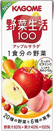 りんご味の野菜ジュースの人気おすすめランキング10選【おいしく栄養をとろう】