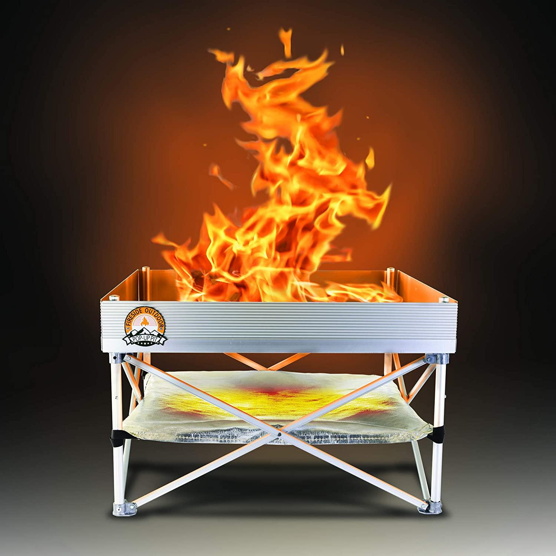 焚き火台の人気おすすめランキング15選【組み立て簡単&持ち運び便利】のサムネイル画像