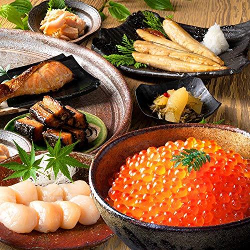 お歳暮用海産物の人気おすすめランキング11選【2021年最新】