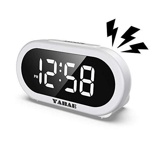 【2021年最新版】大音量の目覚まし時計の人気おすすめランキング10選【もうこれで遅刻しない】