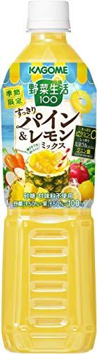パイナップル入り野菜ジュースの人気おすすめランキング【子供も美味しく飲める!2021年最新】