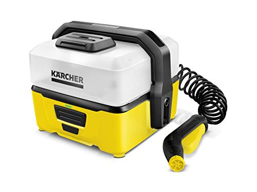 コードレス高圧洗浄機の人気おすすめランキング15選【ケルヒャーなどの人気メーカーも】のサムネイル画像