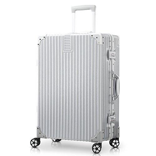アルミ製スーツケースの人気おすすめランキング10選のサムネイル画像