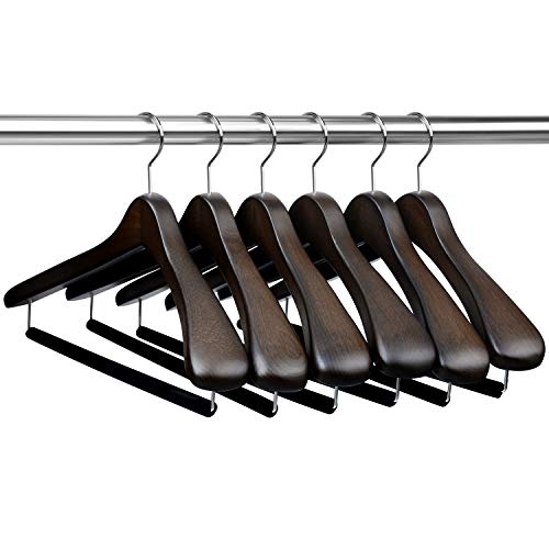 スーツハンガーの人気おすすめランキング10選【スーツを美しく保つために!】のサムネイル画像