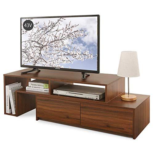 収納付きテレビ台の人気おすすめランキング15選【一人暮らしの方・パソコン収納付きも!2021年最新】