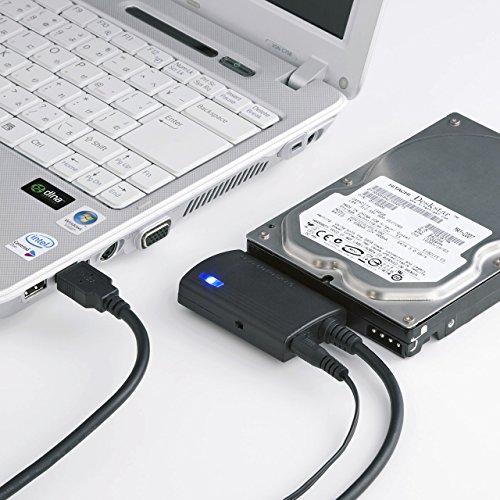 SATA-USB変換アダプタの人気おすすめランキング10選【光学ドライブ対応も】のサムネイル画像