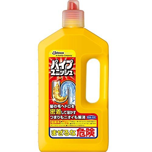 液体パイプクリーナーの人気おすすめランキング20選【お掃除用品も!】のサムネイル画像