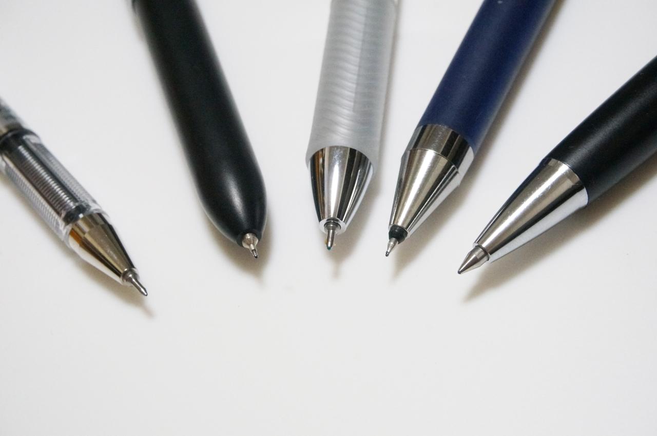 ゲルインクボールペンの人気おすすめランキング10選【高校生に!】