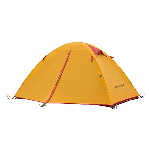 軽量な登山用テントの人気おすすめランキング15選