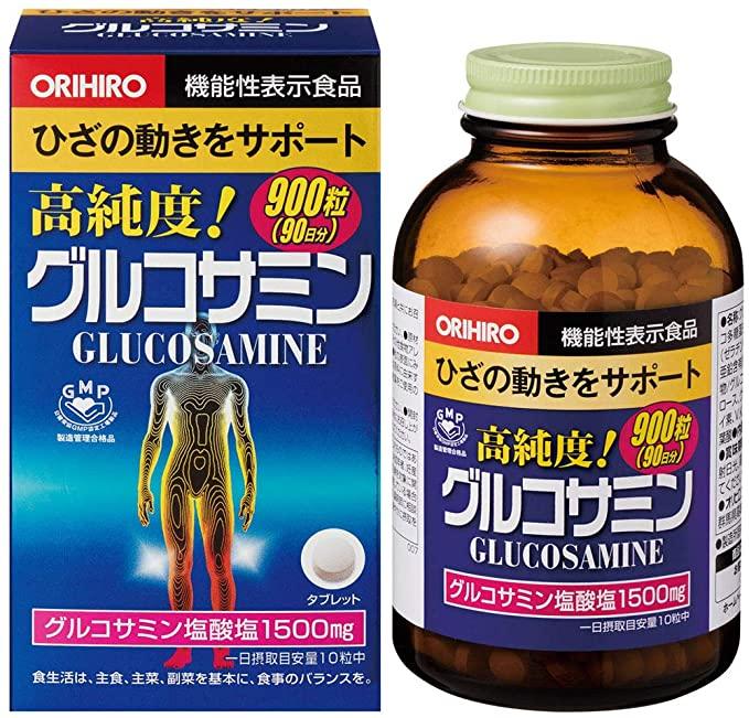 【2021年最新版】グルコサミンの人気おすすめランキング16選