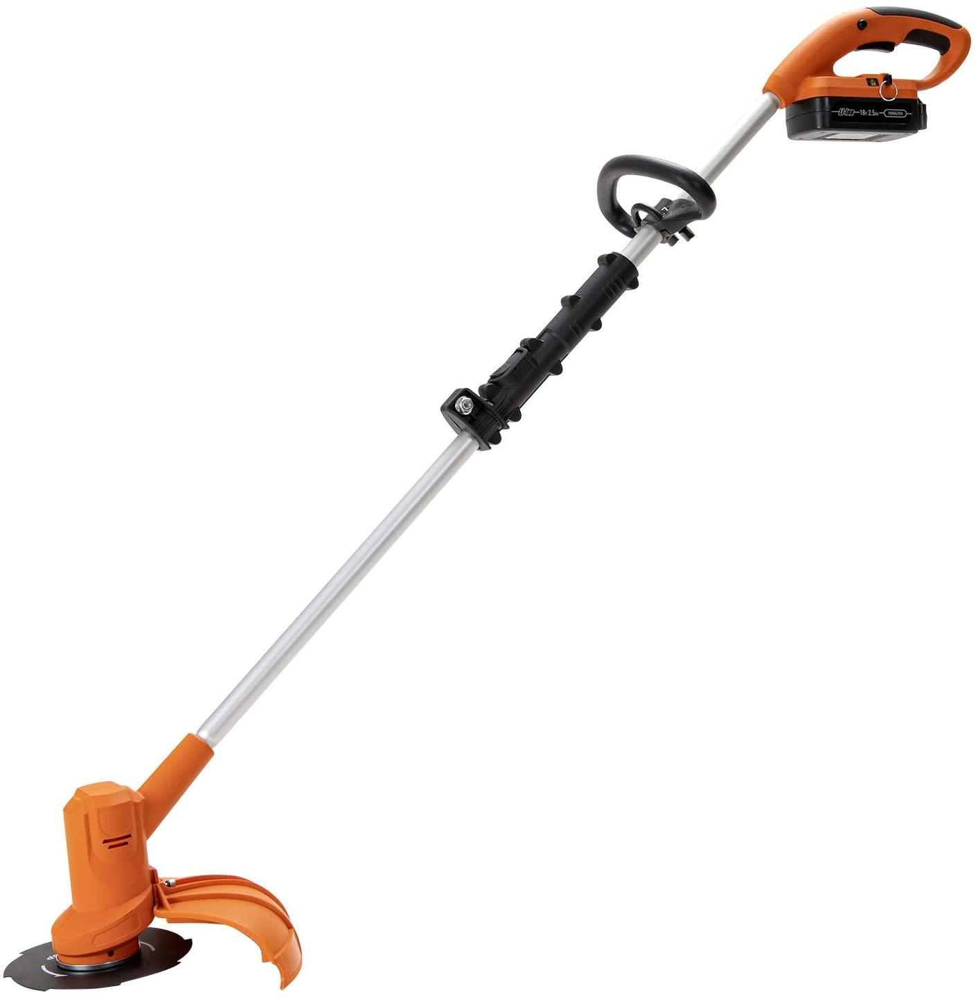 【小型・軽量モデルも】人気の草刈り機のおすすめランキング12選を紹介!のサムネイル画像