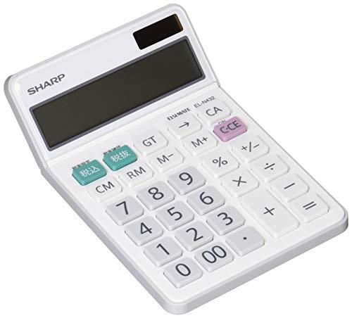 【税理士も使いたい!】2021年最新版 電卓おすすめ人気ランキング12選!
