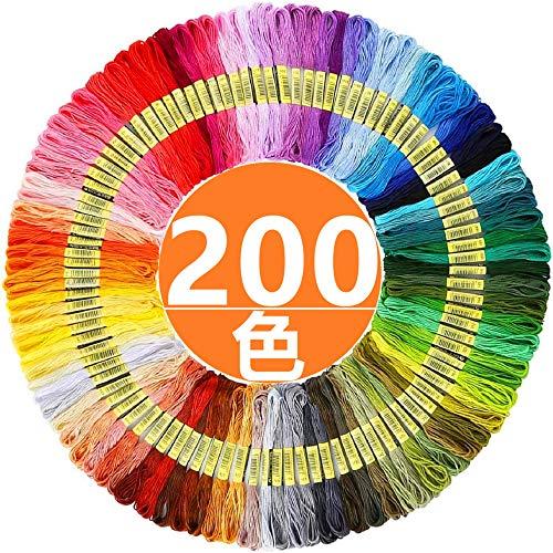 刺繍糸の人気おすすめランキング5選【コスモやオリムパスも紹介!】