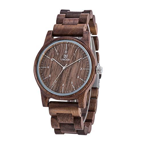 【2021年最新版】木製腕時計の人気おすすめランキング20選【時計ケースもご紹介!】
