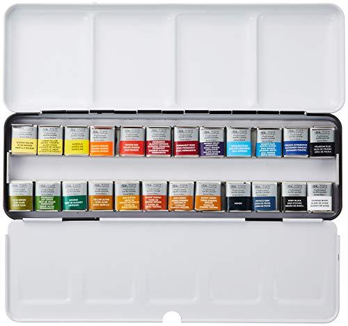 水彩絵の具の人気おすすめランキング10選【大人にも】のサムネイル画像