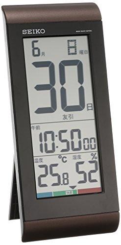 電波置き時計の人気おすすめランキング15選【デジタルもアナログも】