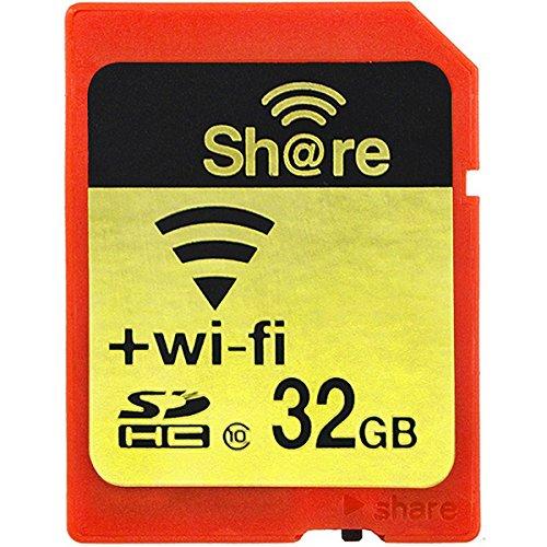 【2021年最新版】Wi-Fi付きSDカードの人気おすすめランキング15選【使い方もご紹介】のサムネイル画像