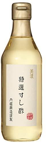 【2021年最新版】すし酢(寿司酢)の人気おすすめランキング10選のサムネイル画像