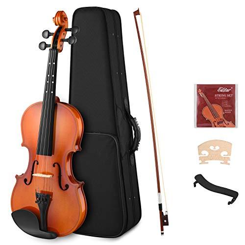 【2021年最新版】初心者用バイオリンの人気おすすめランキング10選【安い・使いやすい】のサムネイル画像