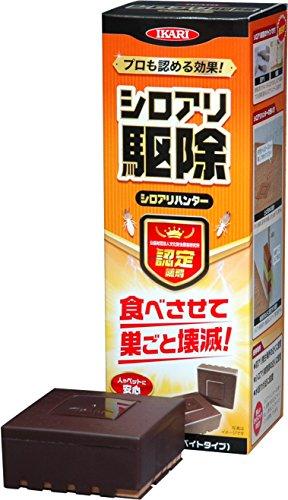 シロアリ駆除剤の人気おすすめランキング10選【自分でできる!】