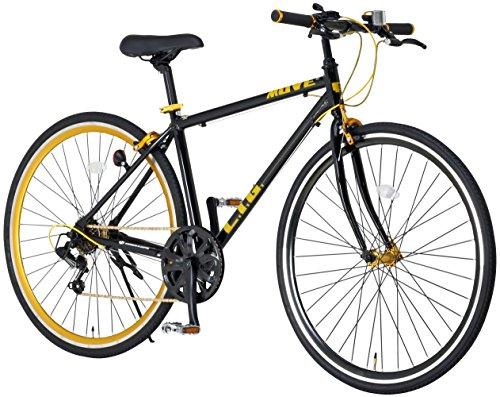 【2021最新版】初心者向けクロスバイクの人気おすすめランキング15選