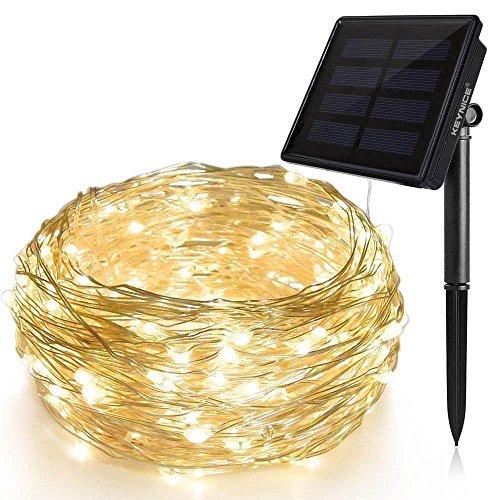 ソーラーイルミネーションの人気おすすめランキング10選【LED・防水も!】