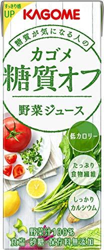 【2021年最新版】低糖質野菜ジュースの人気おすすめランキング15選