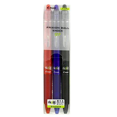 【2021年最新版】消せるボールペンの人気おすすめランキング15選【単色と多色】のサムネイル画像