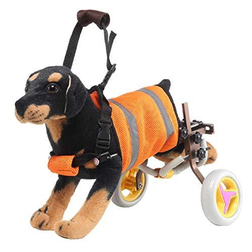 【2021年最新版】犬用車椅子の人気おすすめランキング10選のサムネイル画像