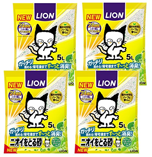 猫砂の人気おすすめランキング15選【嫌なニオイをしっかり消臭】のサムネイル画像