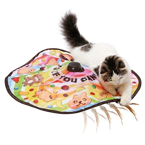 【2020年最新版】猫おもちゃの人気おすすめランキング20選のサムネイル画像