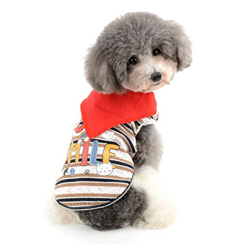ペット服の人気おすすめランキング20選【今回は犬用を紹介!】のサムネイル画像