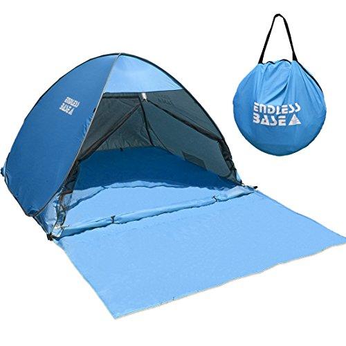 【2021年最新版】ソロキャンプ用テントの人気おすすめランキング20選【初心者の方にも!】のサムネイル画像