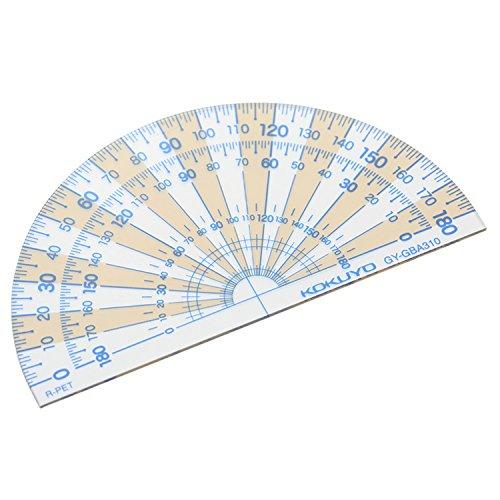 【2021年最新版】分度器の人気おすすめランキング15選【小学生必須の文房具】のサムネイル画像