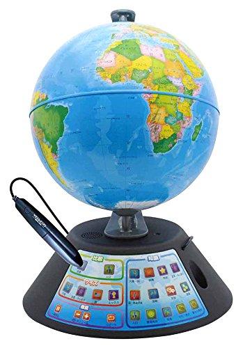 【2021年最新版】しゃべる地球儀の人気おすすめランキング15選のサムネイル画像